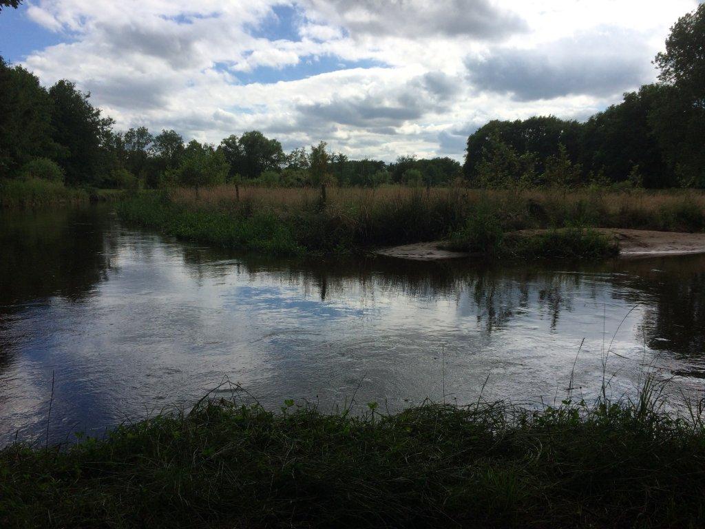 De Dommel, la rivière dans lequel vous pouvez faire canoë-kayak